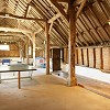 Recreation Barn at Canute Cottages - fun to be had whatever the weather