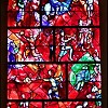 The Chagall Window at Chichester Cathedral